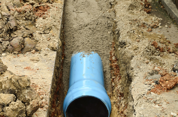 Commercial and Industrial Pipe Installation