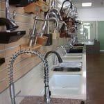 custom kitchen faucets at Ray May Plumbing