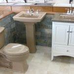 Plumbing Showroom Installations Sinks and Toilets 10