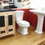 Plumbing Showroom Installations Sinks and Toilets 3