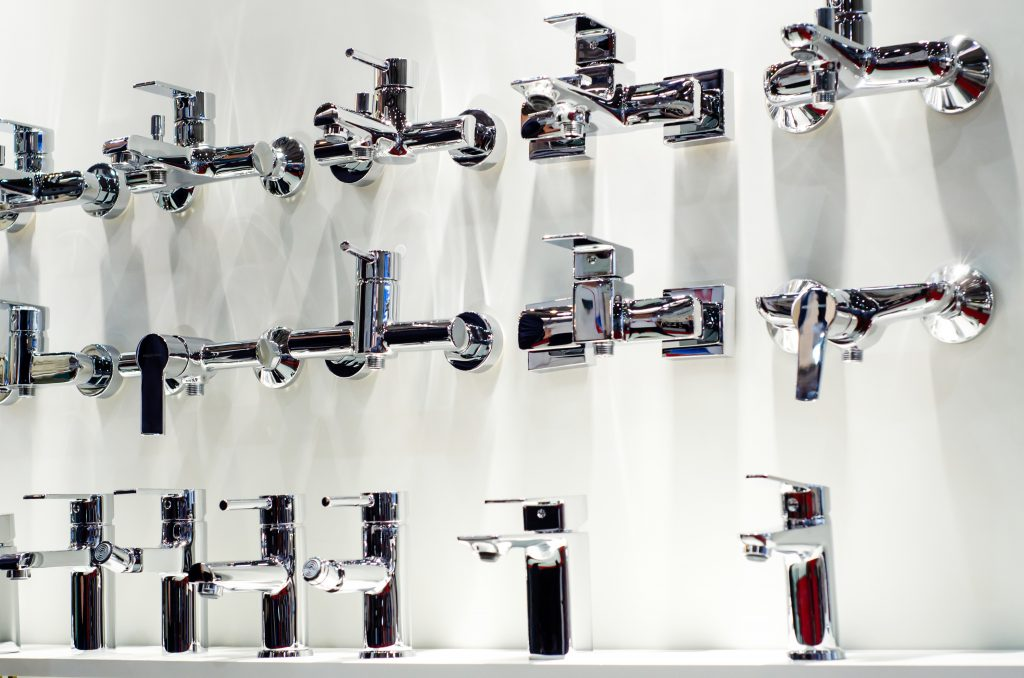 When you buy a faucet there are many types to choose from.